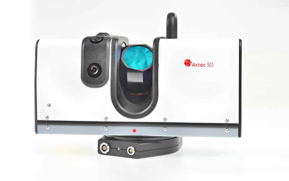 Artec Ray 3D Laserscanner